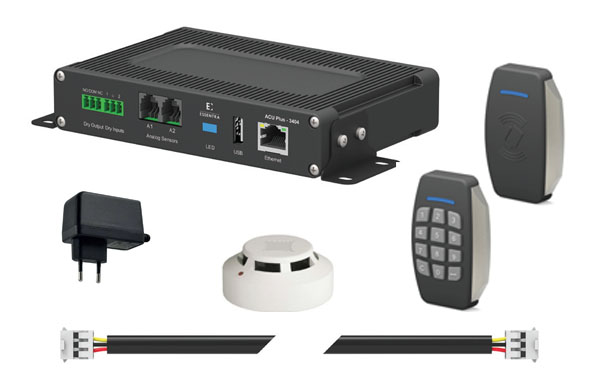 Monitoring & Access Control System
