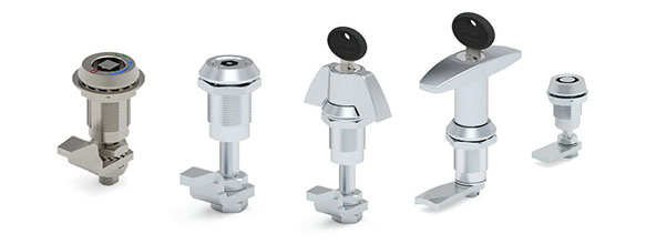 Quarter Turn Locks - Mesan Lock