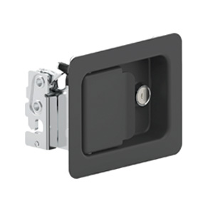 Push-To-Close Lock - Mesan Lock